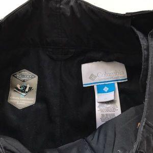 Columbia Pants - Columbia Omnitech ski/snow pant black XS